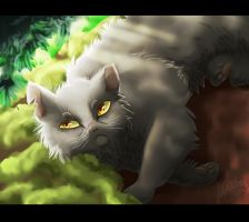 Yellowfang by BosleyBoz