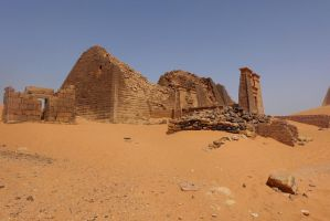 The Queen of Meroe by Syltorian