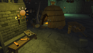Dungeon scene by Jimpaw