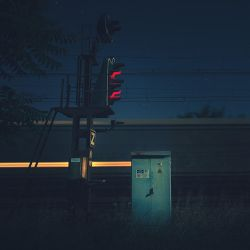 Train of thoughts by siamesesam