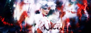 Facebook timeline cover `Never` by Me0w12