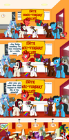 150th Comic: A New Perspective by JasperPie