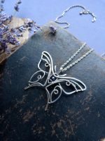 Winter butterfly by UrsulaJewelry