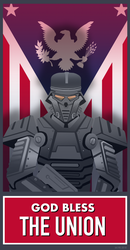 God Bless The Union by Imperial-Ascendance