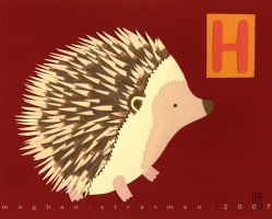 Hedgehog by renton1313