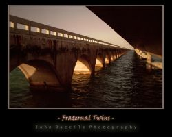 Fraternal Twins by barefootphotography