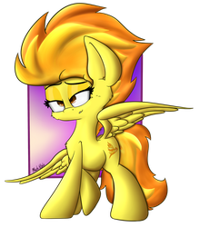 Stupid Sexy Spitfire by MachStyle
