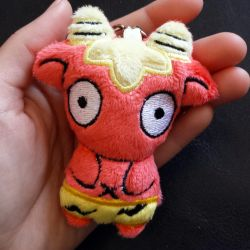 Conny Keychains (pre-order open!) by MagnaStorm