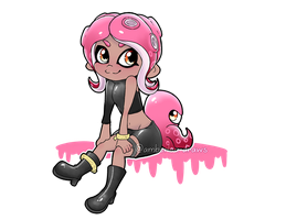 Agent 8 by Amberlea-draws