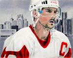Steve Yzerman by CanadianMaple09