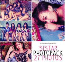 Sistar - photopack #05 by butcherplains