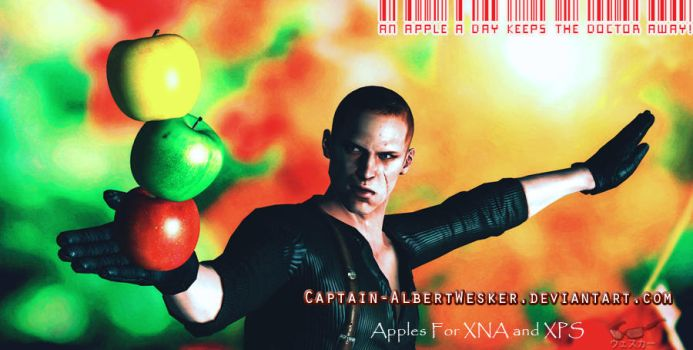 Apples Mod For XNA and XPS by Captain-AlbertWesker