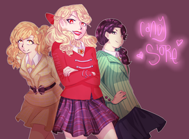 Heathers || Candy Store by AsuMella