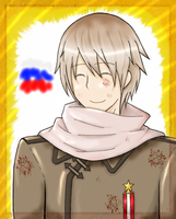 APH: Behind the Smile by Me-Oh-My-Michelle