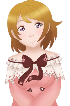 Happy Birthday Hanayo by Musikizmylife