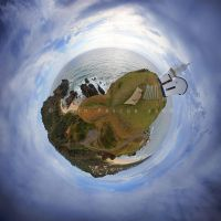 360 Degree Lighthouse by CainPascoe
