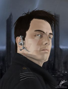 Doctor Who Month #5: Captain Jack Harkness by andepoul
