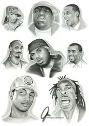 Nas and others by JDU1