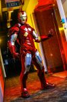 Iron Man MK VII ~ Do you want to build an armor? by kazereivolt