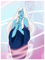 Blue Diamond - Steven Universe by UnicaGem