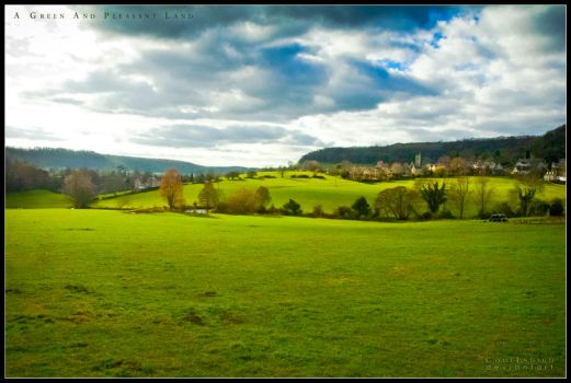 A Green And Pleasant Land by CoolIndigo