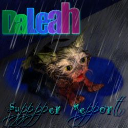 DaLeah Supper Report Wet Kitten by DaLeahWeathers