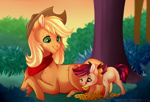 Butter cups by hikariviny