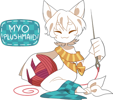 [CLOSED] MYO Plushmaid Mini-Contest (RESULTS!) by Pyro-Zombie