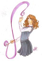 071909 Hermione by GillyPerkyGoth