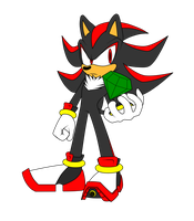 Shadow-Sonic X style by AnnA8448