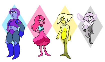 Homeworld Adopts (4/4 OPEN) by popinat