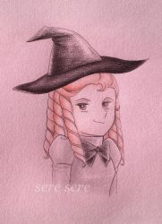 Bewitched Eliza by seresere