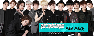 [png pack] HD SEVENTEEN - Shining Diamonds by cindytadev