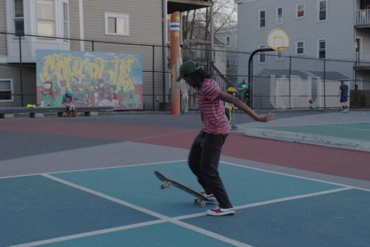 Skateboarder, Trial and Error 5 by Miss-Tbones