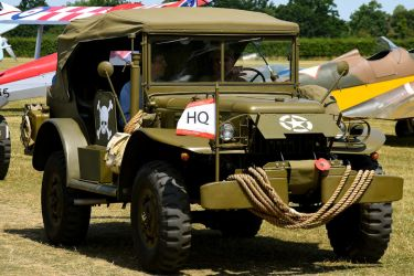 Dodge WC57 Command Car by Daniel-Wales-Images