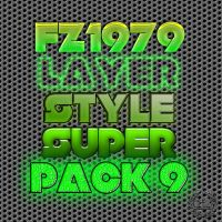 Super pack layer style 9 by FZ1979