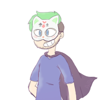 Jack the Magnificent | Jacksepticeye by Puppyrelp