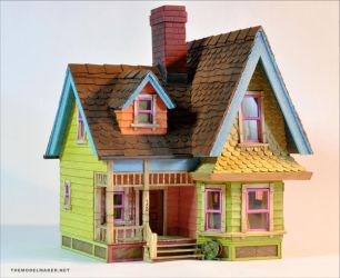 Up dollhouse by artmik