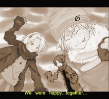 Team 7 - the past by Narzik