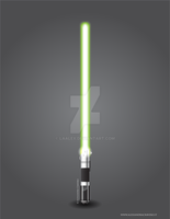 Light Saber by LaAlex