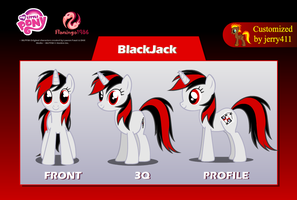 BlackJack [Flash puppet] by jerry411