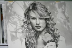 Taylor Swift upper half WIP by Angelstorm-82