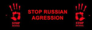 STOP Russia by LadyAdaraConstantine