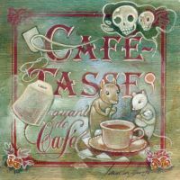 Cafe Tasse by miorats
