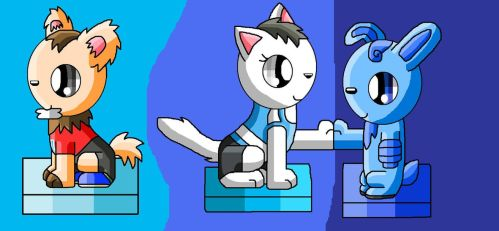 Lps Ssb4 Newcomers Updated Version by pokemonlpsfan