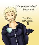 Not your cup of tea? by TouchMySitar