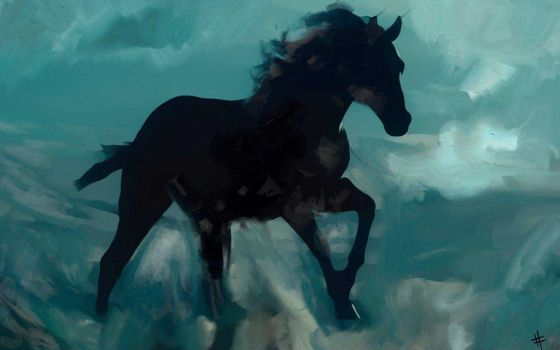 Dark Horse by Leannister