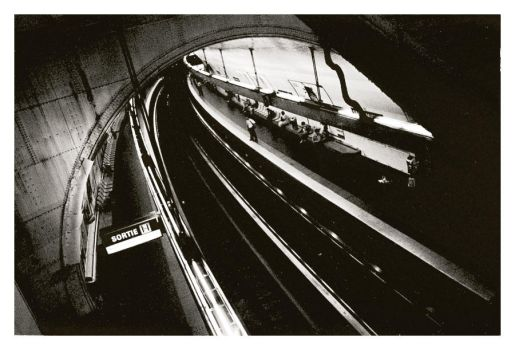 Paris metro by filip5