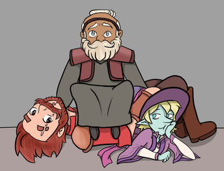 The Adventure Zone Boys by Lace15