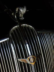 Classic Dodge Grille by sean335